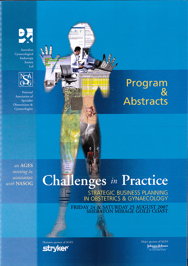 AGES Strategic Business Planning in Obstetrics & Gynaecology 2007