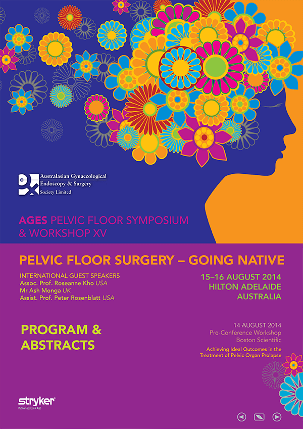 AGES Pelvic Floor Symposium 2014